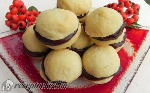 Csokis bécsi puffancsok recept fotóval