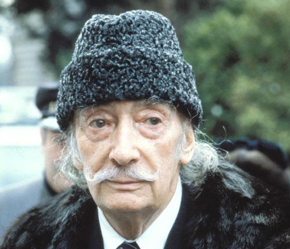 fotos de dali | Vampiro Erudito: Biografía y citas de Salvador Dalí