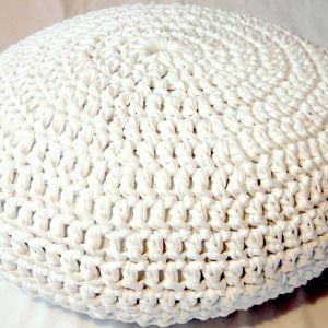 crochet pouf pattern | LVLY
