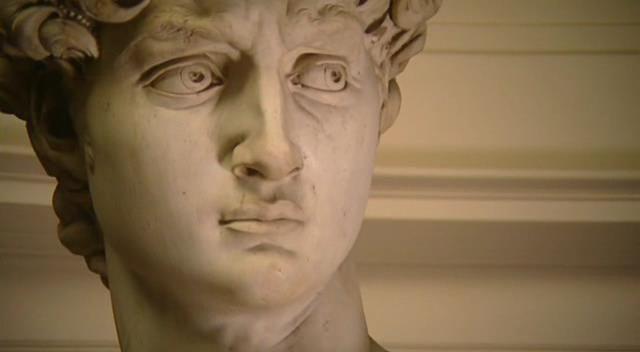 Michelangelo - David -Dettaglio Galleria dell'Accademia di Firenze
