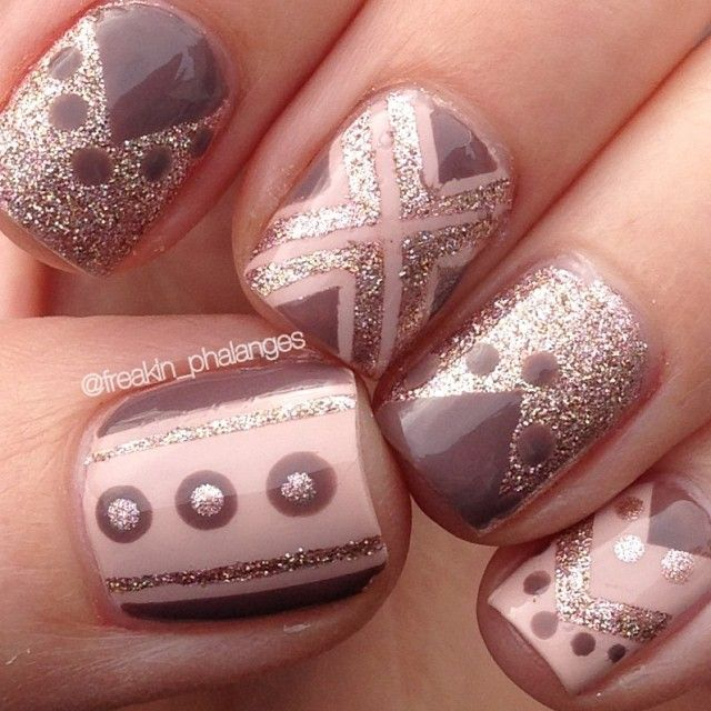 Instagram photo by freakin_phalanges #nail #nails #nailart