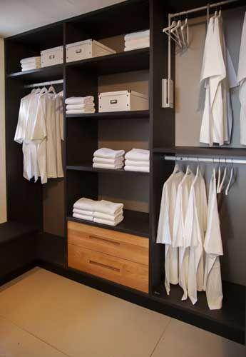 M s de 1000 ideas sobre armarios a medida en pinterest Diseno de interiores closets modernos