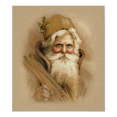...Holiday, Christmas Cards, Santa Clause, Vintage Christmas, Vintage Santa, Fathers Christmas, Old World, Merry Christmas, Vintage Cards