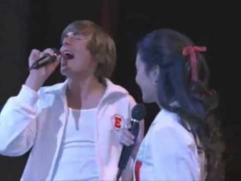 High School Musical Were Breaking Free Music Video - YouTube