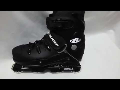 Montech Roller Skate DF Patines Agresivos Blazer - YouTube