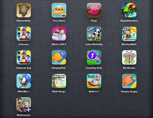 91 appar för förskolan | IKTsidan