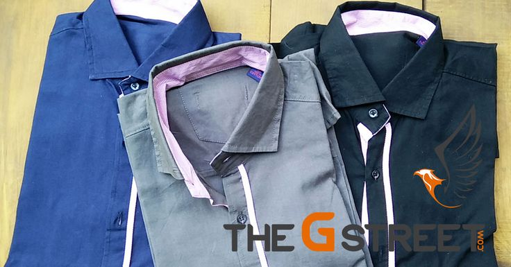 Upgrade your style quotient with our exclusive collection of Cotton shirts starting @699/- only. Hunt endlessly for new fashion trends and Offers at www.thegstreet.com Or, Whatsapp us at +919643005488. For wholesale inquiries, call or whatsapp us at +919555278001. ‪#‎getinspired‬ ‪#‎brandilove‬ ‪#‎comfortablefashion‬ ‪#‎fashionformen‬ ‪#‎summerfashion‬ ‪#‎startshopping‬ ‪#‎onlinefashionstore‬ ‪#‎shopnow‬ ‪#‎weekenddiscount‬ ‪#‎weekenddeals‬ ‪#‎shopaholic‬ ‪#‎dapper‬ ‪#‎mensfashion‬