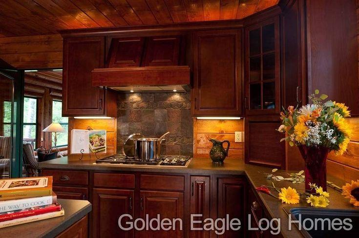 Mejores 676 imágenes de Kitchens en Pinterest | Casas de madera ...
