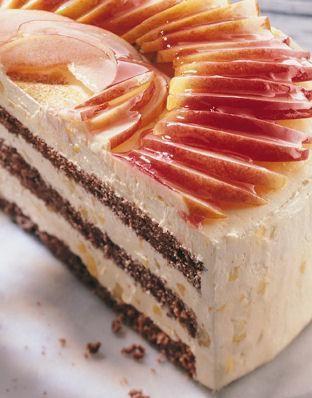 Apfel-Buttercreme-Torte Rezept | Dr.Oetker