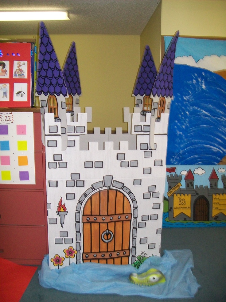 Delectable 30 Plywood Castle Decorating Decorating