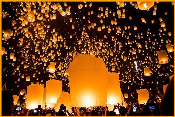 festival delle lanterne in Thailandia  http://pilloline.altervista.org/il-festival-delle-lanterne/