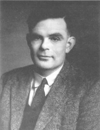 Alan Mathison Turing,1912–1954. Eng mathematician,logician,cryptanalyst & computer scientist.He is widely considered to be the father of computer science & AI.His homosexuality resulted in a criminal prosecution in 1952. Accepting chemical castration as an alternative to prison.Alan died in 1954, just before turning 42, from cyanide poisoning.Brit PM Gordon Brown made an official public apology on behalf of the British government in 2009,for the way Turing was treated after the war.