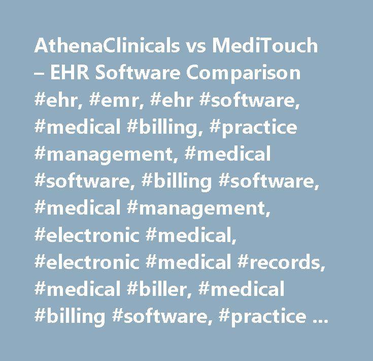 AthenaClinicals vs MediTouch – EHR Software Comparison #ehr, #emr, #ehr #software, #medical #billing, #practice #management, #medical #software, #billing #software, #medical #management, #electronic #medical, #electronic #medical #records, #medical #biller, #medical #billing #software, #practice #management #software, #medical #scheduling, #medical #scheduling #software, #emr #software, #emr, #medical #practice #management, #medical #billing #service, #healthcare #billing, #physician…