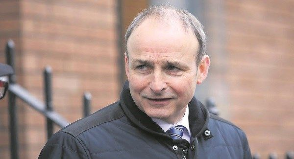 """BreakingNews.ie   Micheál Martin has described a story in this morning's Sunday Independent as both ridiculous and without foundation. The article in question reports a """"war of words"""" between the Fianna Fáil leader and Taoiseach Leo Varadkar over increases to the old age... - #Denies, #Martin, #Micheal, #Ove, #Taoiseach, #TopStories, #War, #Words"""