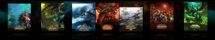 Custom Three Screen WoW Background #worldofwarcraft #blizzard #Hearthstone #wow #Warcraft #BlizzardCS #gaming