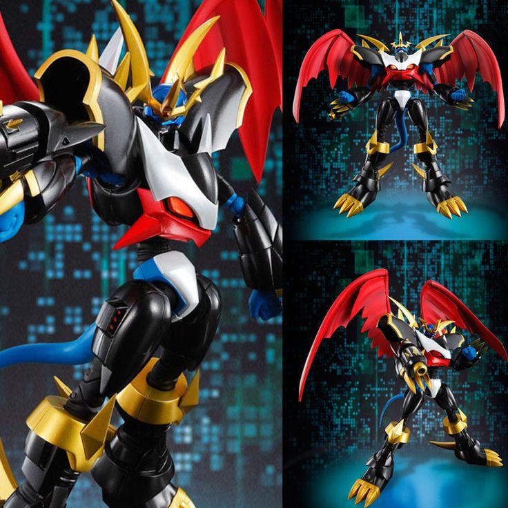 S.H. Figuarts Imperialdramon Fighter Mode Digimon Anime ...