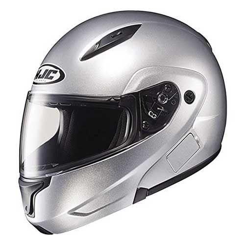 9 Best Motorcycle Helmet With Bluetooth Built In In Hjc Metallic