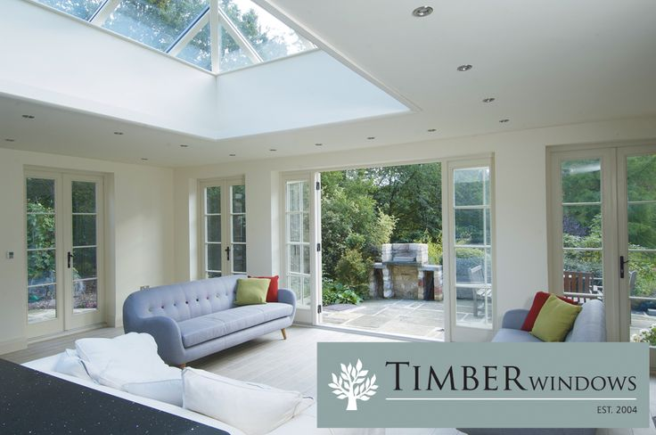 Stunning! All from Timber Windows