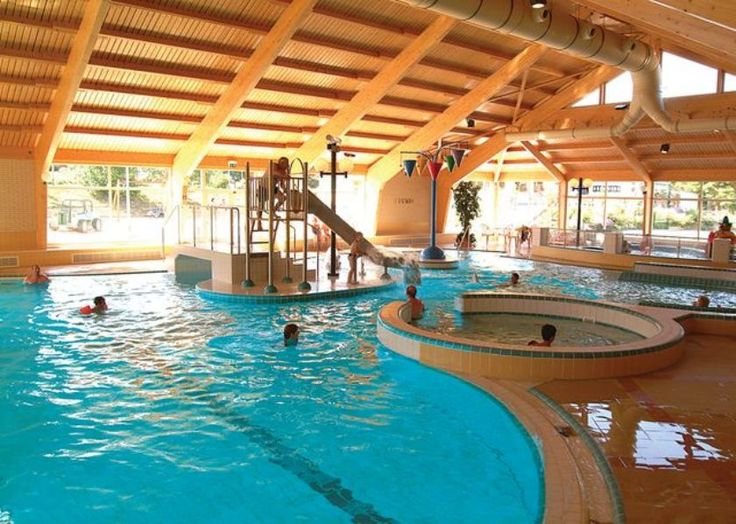 Camping Landal Warsberg, Saarburg Is Ideal For Exploring The Mosel Valley.  Children Of All Ages Will Enjoy The Indoor Pool Complex.