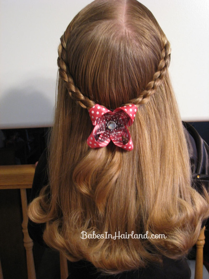 cute and simple hair styles simple 4 strand pullback hairstyle 4 simple and for 3599 | 51357f53f5deaee1b6d9dfe37241ad64
