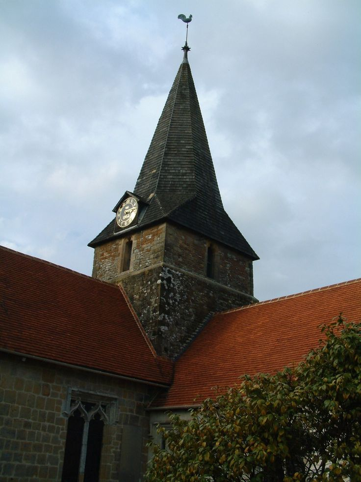 St Mary's Clock Tower and Weathervane.