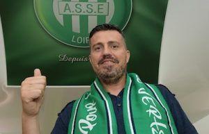 Oscar Garcia - Saint Etienne manager http://www.soccerbox.com/blog/new-saint-etienne-manager-oscar-garcia/