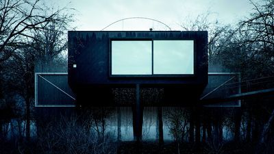Take a look through the world's saddest home