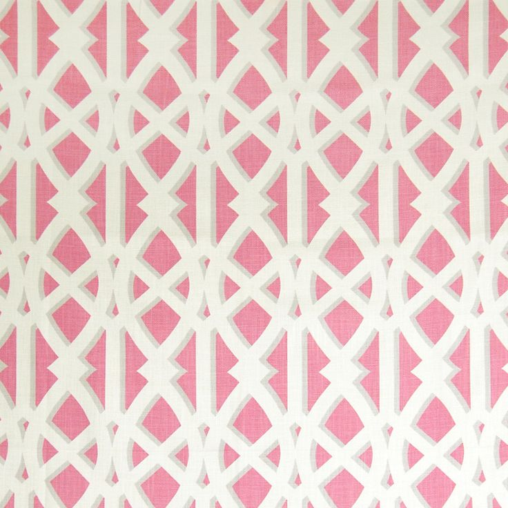 pink pink asian cotton upholstery fabric