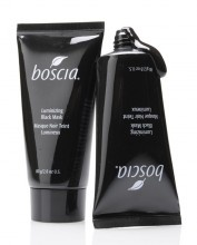 Boscia Black Mask, buy it now. It will change your life. All natural products. Peels off. You'll be black for a half hour