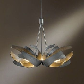 81 best lamps images on pinterest table lamps chandeliers and hubbardton forge corona chandelier aloadofball Images