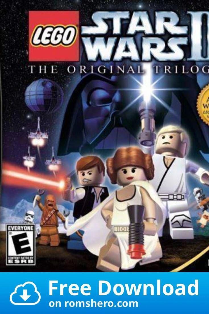 Download Lego Star Wars Ii The Original Trilogy Nintendo Ds Nds Rom Starcitizenorigin In 2020 Star Wars Ii Lego Star Wars Nintendo Ds