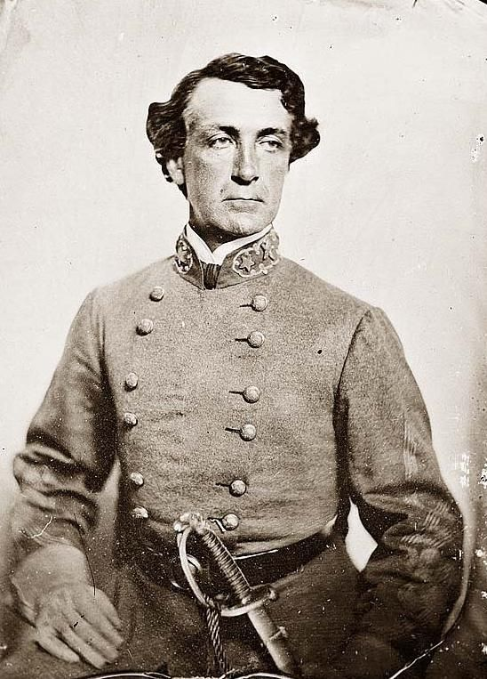 major general jefferson davis