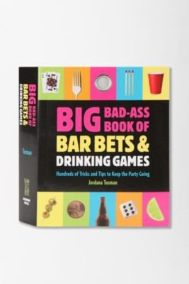 Big Bad Ass Book Of Shots 32