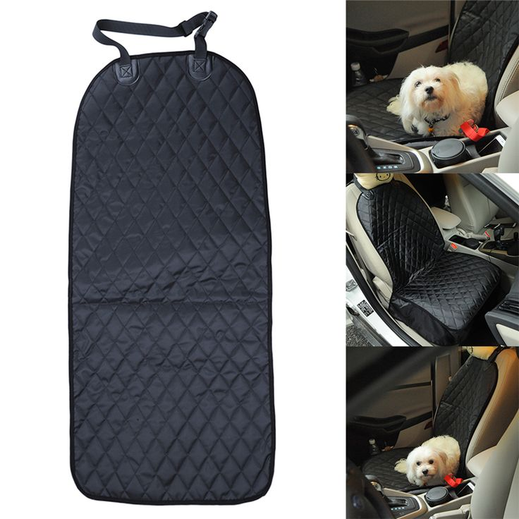 Pet Dog Car Seat Covers Waterproof Truck Seat Pet Protector Polyester oxford + PVC Non-Slip Liner For SUV Car Backing Seat Cover