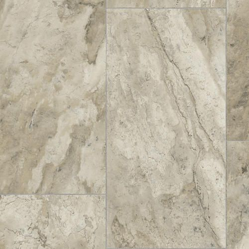 Mohawk force sheet vinyl flooring italian marble 12 ft for Mohawk vinyl flooring
