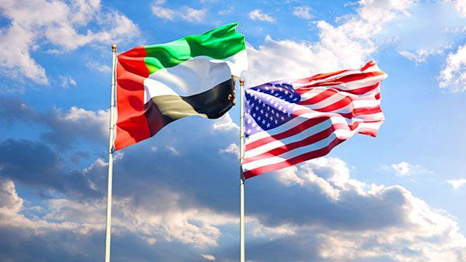 واشنطن وأبو ظبي تعلنان إطلاق حوار إستراتيجي أصدرت حكومتا الإمارات والولايات المتحدة الإمارات أمريكا الارهاب إقتصاد Www Alayy Country Flags Country Flag