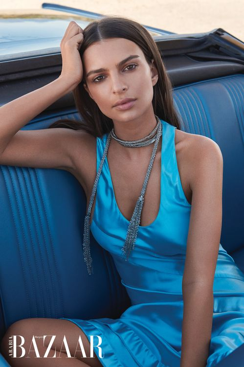 January Cover Star Emily Ratajkowski Talks Feminism, Criticism & Being  Controversial