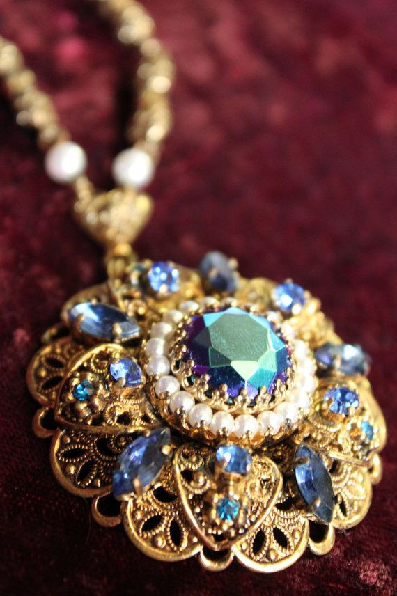 61 best west german jewelry images on pinterest fine jewelry vintage west germany costume jewelry necklace and by theflyingworm 3900 mozeypictures Images