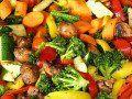 Vegan Food Pyramid for Vegetarian Diets