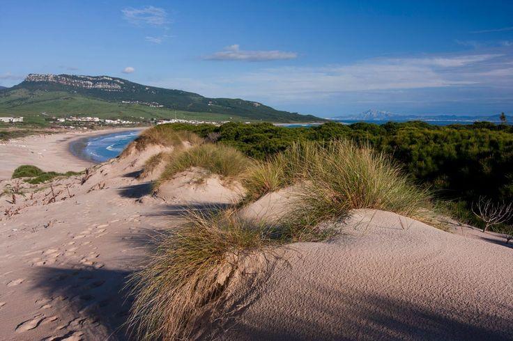 Playa de Bolonia, Tarifa (Cádiz), by @cntraveler