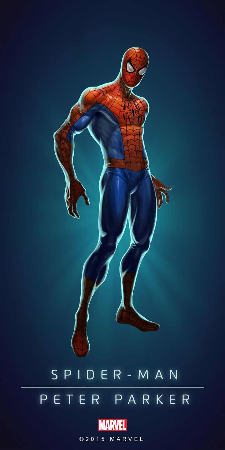 #Spiderman #Fan #Art. (Spider-Man In: Marvel Puzzle Quest!) By: Amadeus Cho! ÅWESOMENESS!!!™ ÅÅÅ+