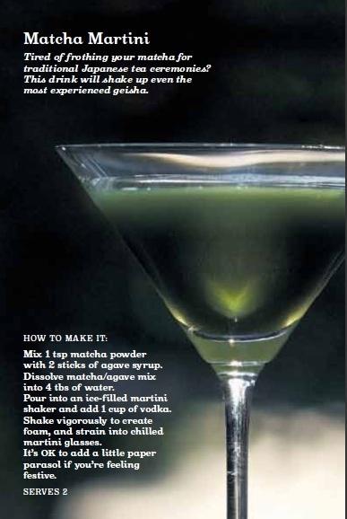 David's Tea - Cocktails, Drinks and Teatinis