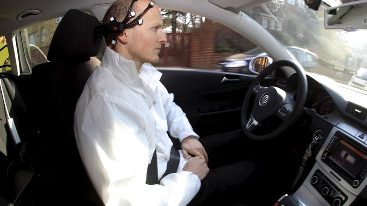 Inquiry into driverless car radiation risk | EMF Electromagnetic