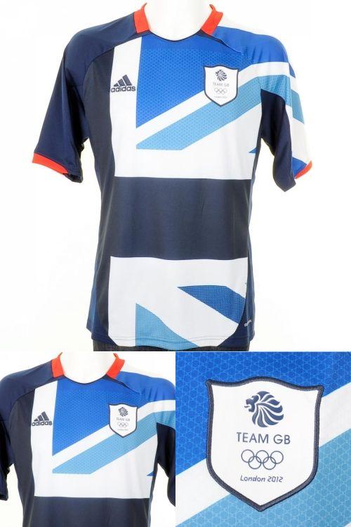 The amazing Stella McCartney designed Team GB football shirt.