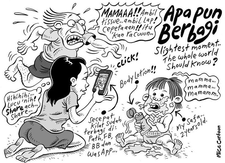 Mice Cartoon: Apapun Berbagi (Kompas, 20.10.2013)