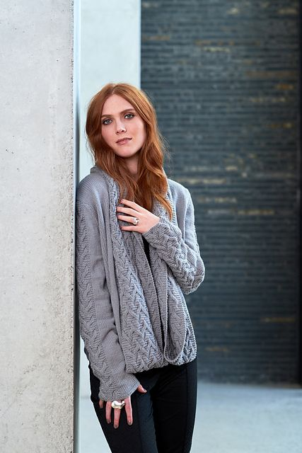Ravelry: Brewster Cardigan pattern by Linda Marveng