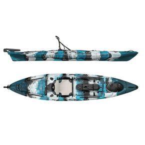Vibe Sea Ghost 130 Angler Kayak Package