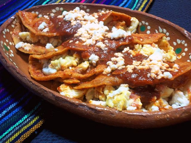 Lots of Mexican Recipes...Breakfast Enchiladas