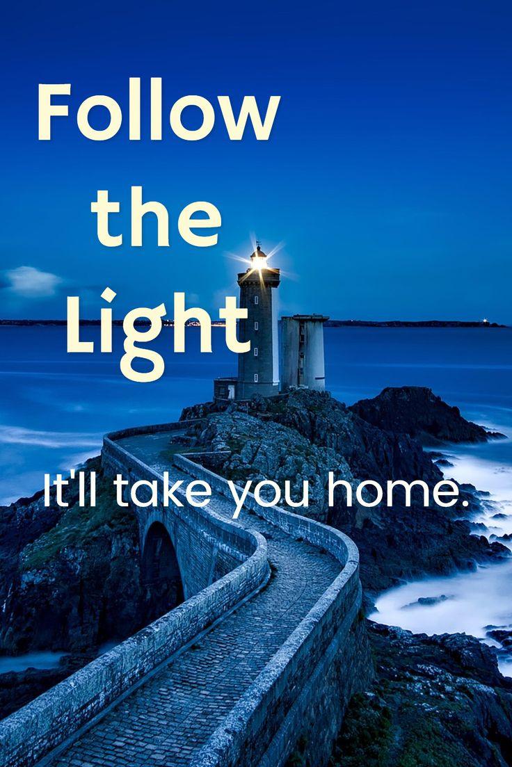 Follow the Light / It'lltakeyouhome.