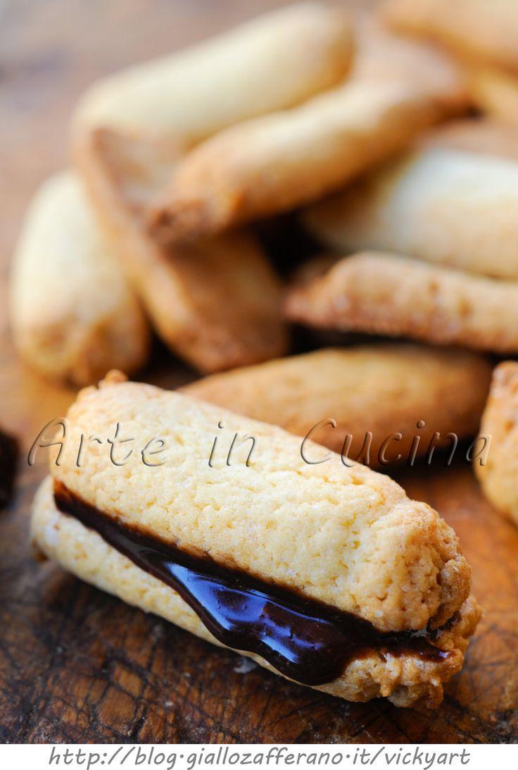 Biscotti di Milano facili e veloci vickyart arte in cucina